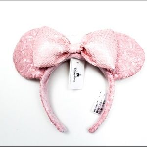 Disney Parks Mouse Ears Millenial Pink Adult